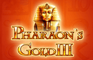 Pharaohs Gold III играть в казино Вулкан